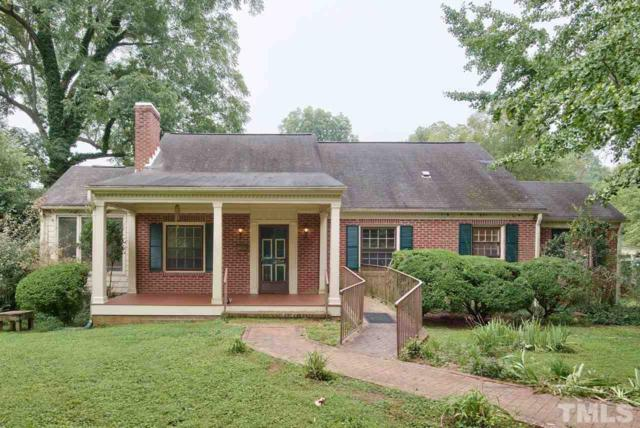 116 E Union Street, Hillsborough, NC 27278 (#2214291) :: The Perry Group