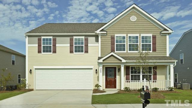 605 Rose Mallow Drive, Zebulon, NC 27597 (#2214302) :: The Abshure Realty Group