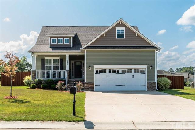 116 Hunterwood Place, Benson, NC 27504 (#2214308) :: Rachel Kendall Team