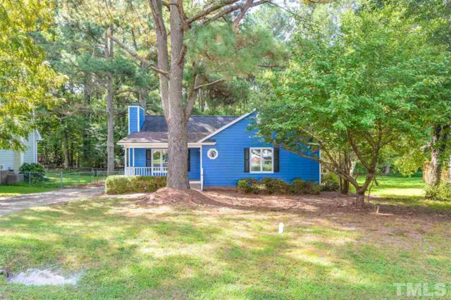2705 Thurrock Drive, Apex, NC 27539 (#2214314) :: The Perry Group