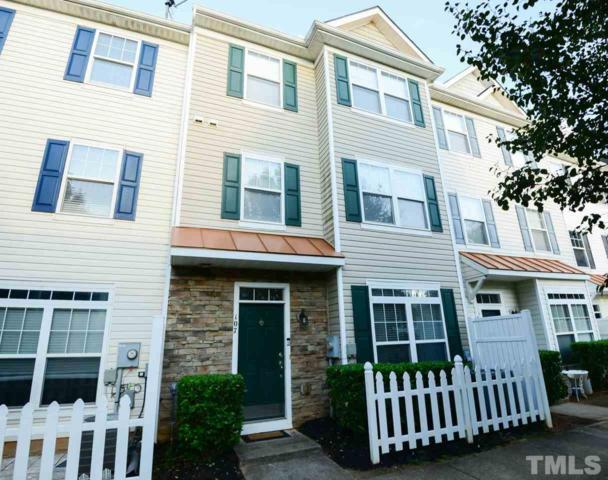 2201 Raven Road #107, Raleigh, NC 27614 (#2214345) :: The Abshure Realty Group