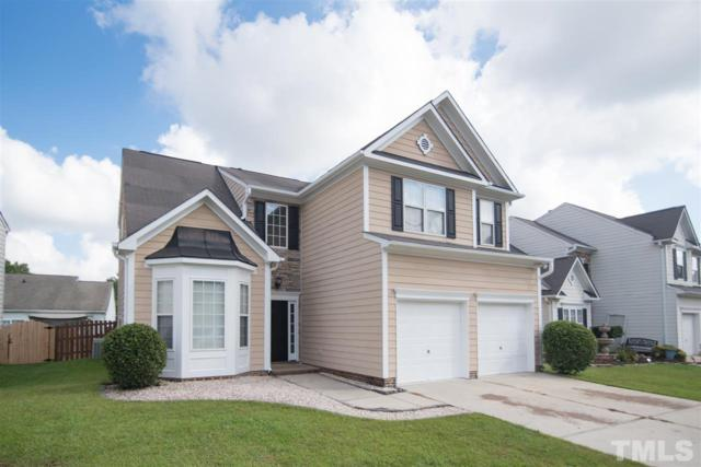 5525 Keowee Way, Raleigh, NC 27616 (#2214431) :: The Abshure Realty Group