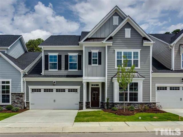 1004 River Bark Place #35, Cary, NC 27519 (#2214440) :: The Abshure Realty Group
