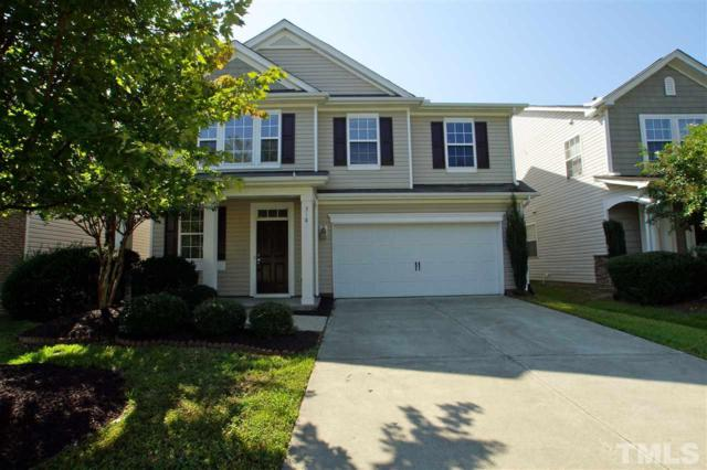 318 Northlands Drive, Cary, NC 27519 (#2214454) :: The Abshure Realty Group