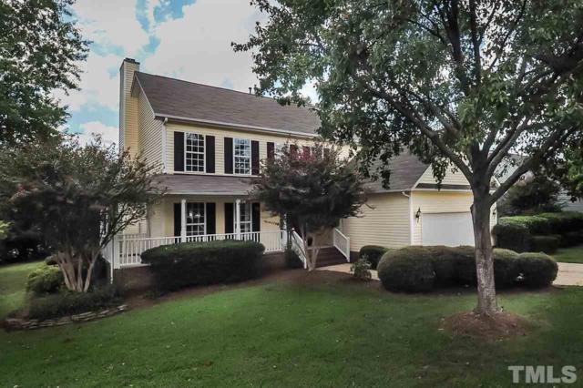 2101 Henniker Street, Apex, NC 27523 (#2214462) :: Raleigh Cary Realty