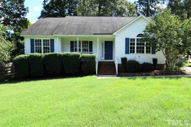 4130 Cornwallis Road, Garner, NC 27529 (#2214483) :: The Jim Allen Group