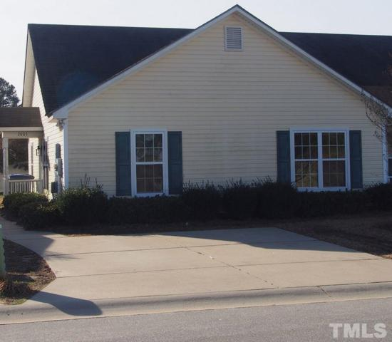 2003 Sapphire Road, Rocky Mount, NC 27804 (#2214499) :: Raleigh Cary Realty