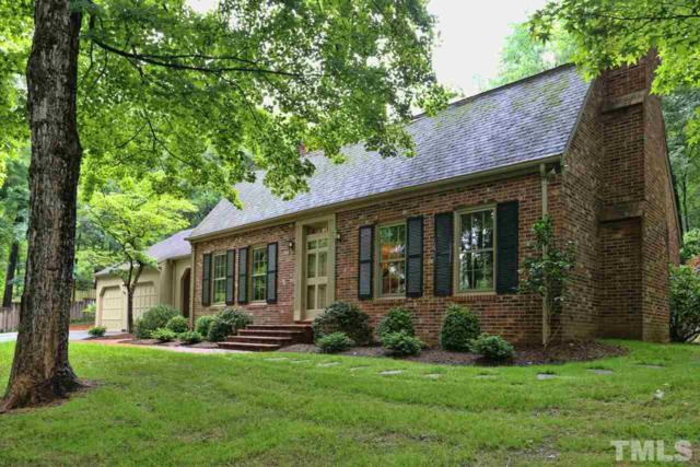 605 Sugarberry Road, Chapel Hill, NC 27514 (#2214503) :: The Jim Allen Group