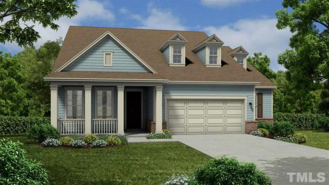 1010 Steinbeck Drive Lot 272, Durham, NC 27703 (#2214520) :: The Perry Group