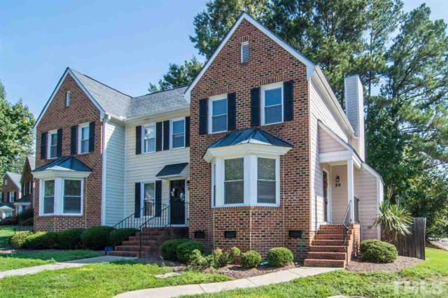 1 Forest Glen Drive #39, Chapel Hill, NC 27517 (#2214523) :: The Abshure Realty Group