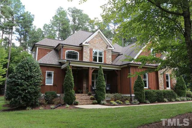 3586 Garner Terrace Way, Wake Forest, NC 27587 (#2214554) :: The Perry Group