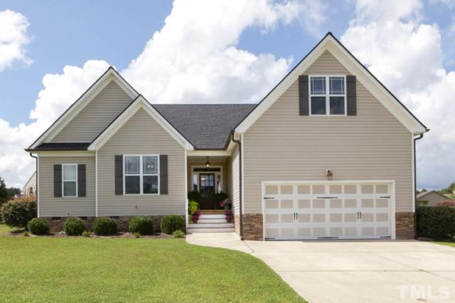 522 Spruce Meadows Lane, Willow Spring(s), NC 27592 (#2214612) :: The Jim Allen Group