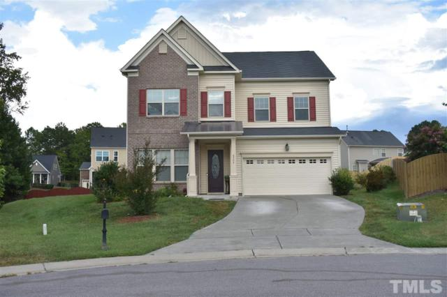 6504 Conaway Court, Wake Forest, NC 27587 (#2214614) :: The Abshure Realty Group