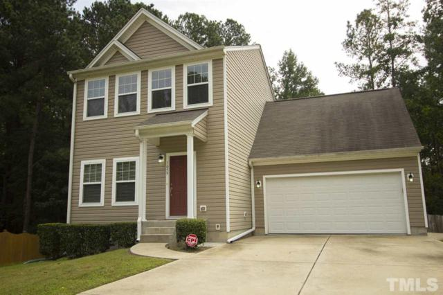 1059 Heritage Manor Drive, Raleigh, NC 27610 (#2214615) :: The Abshure Realty Group