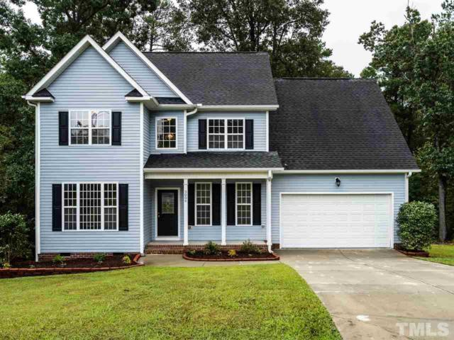 3009 Bond Court, Sanford, NC 27330 (#2214621) :: The Abshure Realty Group