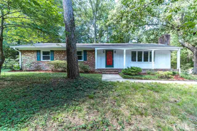 700 Tinkerbell Road, Chapel Hill, NC 27517 (#2214629) :: The Jim Allen Group