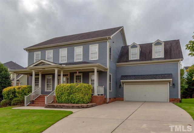 920 Heritage Greens Drive, Wake Forest, NC 27587 (#2214639) :: The Jim Allen Group