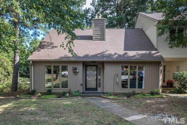 107 Mossbark Lane, Chapel Hill, NC 27514 (#2214657) :: The Abshure Realty Group