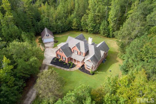 36 Chilmark Court, Pittsboro, NC 27312 (#2214659) :: The Abshure Realty Group