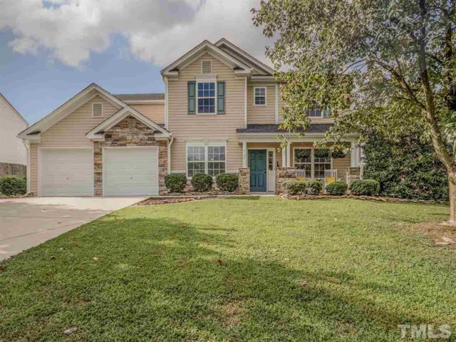 412 Woodchase Green Drive, Fuquay Varina, NC 27526 (#2214694) :: Raleigh Cary Realty