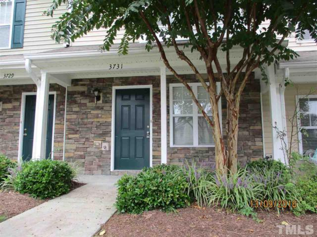 3731 Bison Hill Lane, Raleigh, NC 27604 (#2214712) :: The Abshure Realty Group