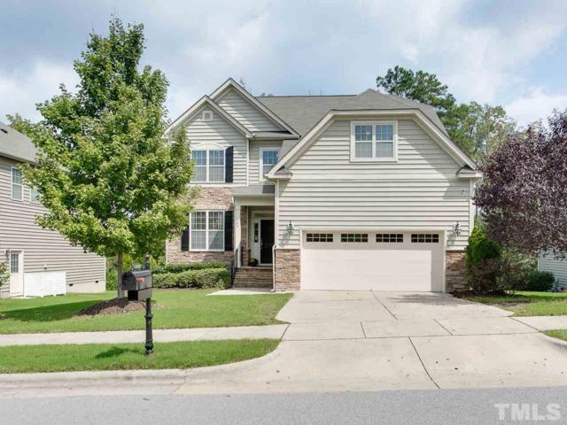 548 Mesquite Ridge Place, Cary, NC 27519 (#2214741) :: The Jim Allen Group