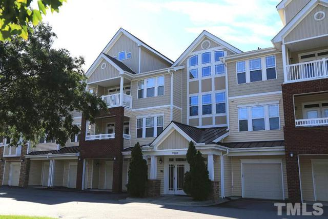 2810 Bedford Green Drive #03, Raleigh, NC 27604 (#2214777) :: Raleigh Cary Realty