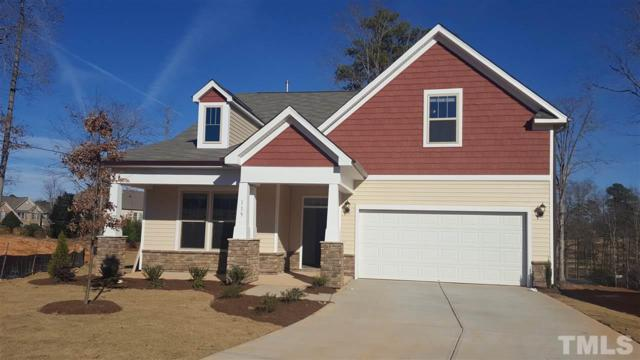 335 Outwater Ridge Drive #335, Garner, NC 27529 (#2214813) :: Raleigh Cary Realty