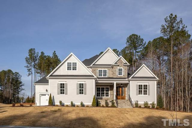 2624 Beaver Ridge Drive, New Hill, NC 27562 (#2214828) :: The Abshure Realty Group