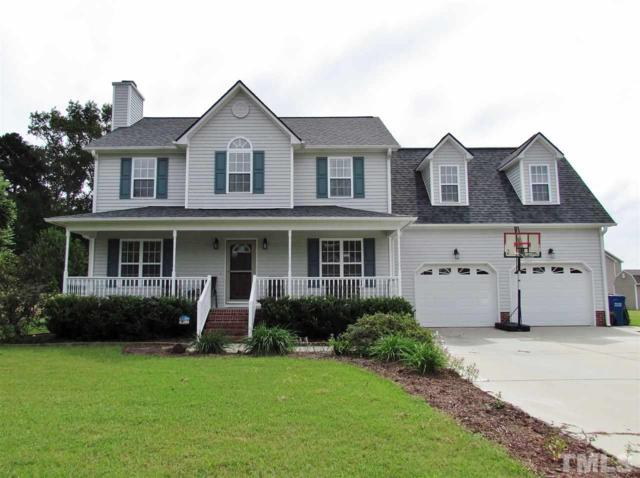 1008 Blue River Farm Drive, Raleigh, NC 27603 (#2214830) :: Raleigh Cary Realty