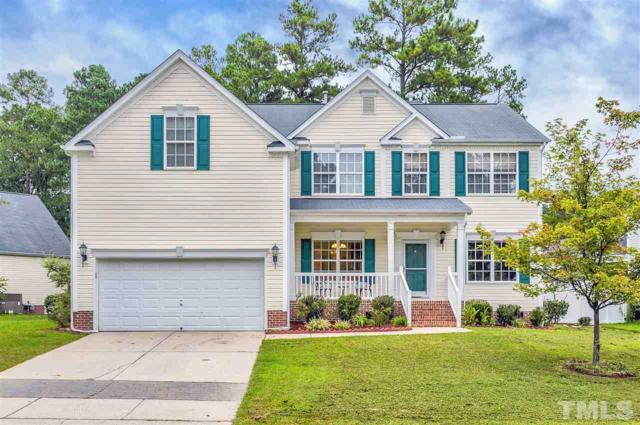 4745 Porchaven Lane, Apex, NC 27539 (#2214833) :: The Perry Group