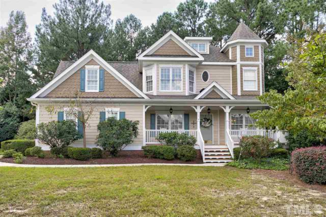 301 Cedar Wynd Drive, Apex, NC 27502 (#2214856) :: The Abshure Realty Group