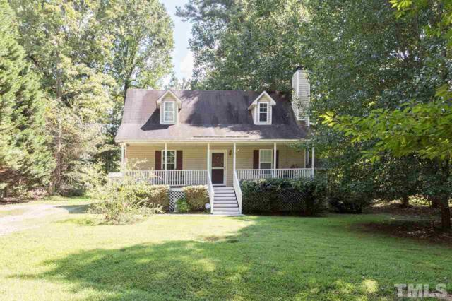 129 Clark Court, Youngsville, NC 27569 (#2214864) :: The Abshure Realty Group