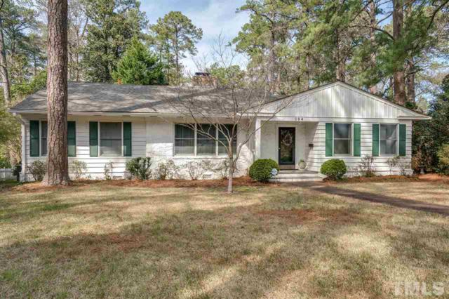 104 Wildwood Drive, Rocky Mount, NC 27803 (#2214887) :: Raleigh Cary Realty