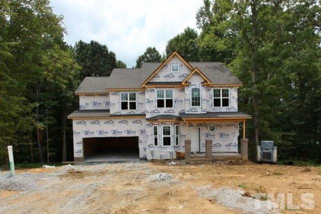20 Herringbone Drive, Franklinton, NC 27525 (#2214896) :: Rachel Kendall Team