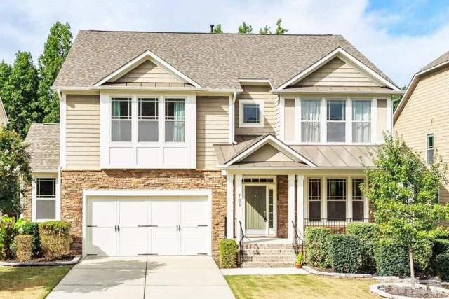 705 Weavers Ridge Drive, Cary, NC 27519 (#2214897) :: Morgan Womble Group