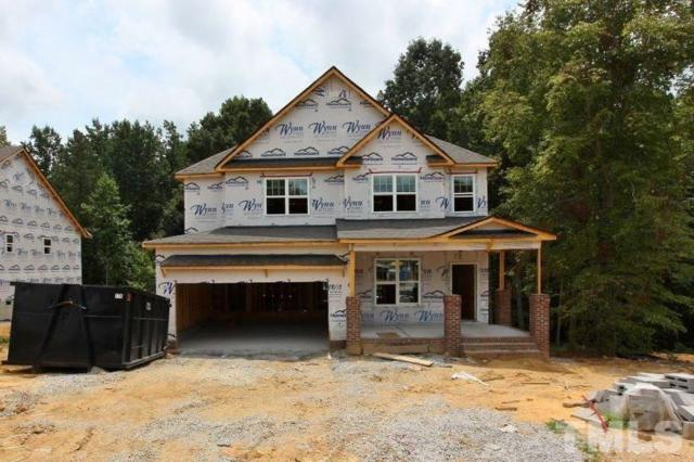 30 Herringbone Drive, Franklinton, NC 27525 (#2214901) :: Rachel Kendall Team