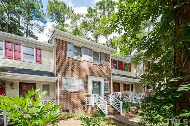 106 Briarcreek Court, Cary, NC 27513 (#2214911) :: The Jim Allen Group