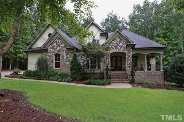 3587 Arbor Place, Wake Forest, NC 27597 (#2214937) :: The Abshure Realty Group