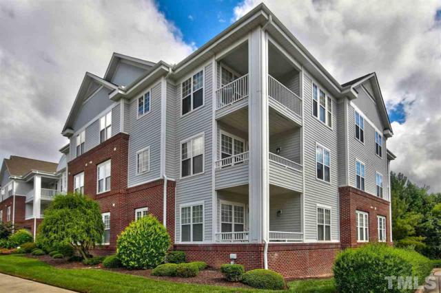 411 Eyam Hall Lane #411, Apex, NC 27502 (#2214945) :: Raleigh Cary Realty