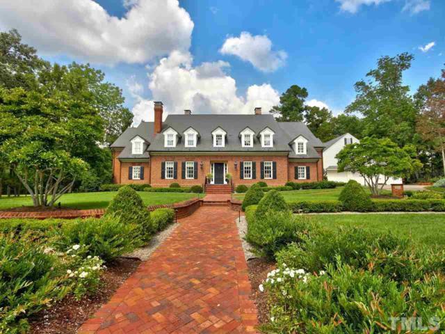117 New Castle Drive, Chapel Hill, NC 27517 (#2214953) :: Spotlight Realty