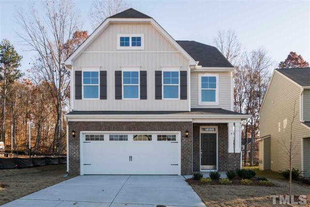 9 Thimbleberry Circle, Clayton, NC 27527 (#2214956) :: Rachel Kendall Team