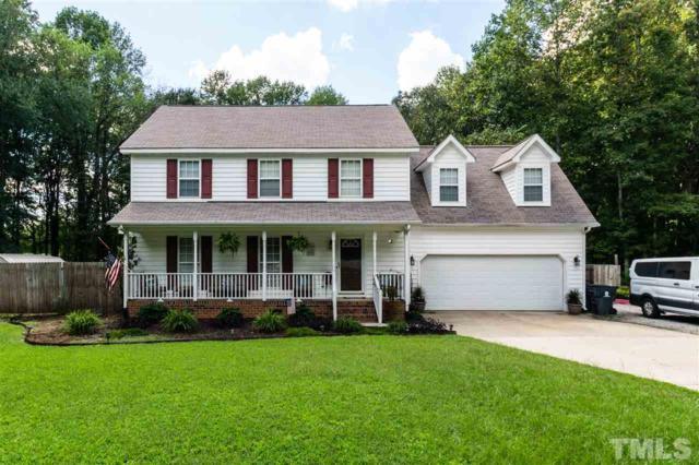 222 Buck Trail, Selma, NC 27576 (#2214992) :: The Perry Group