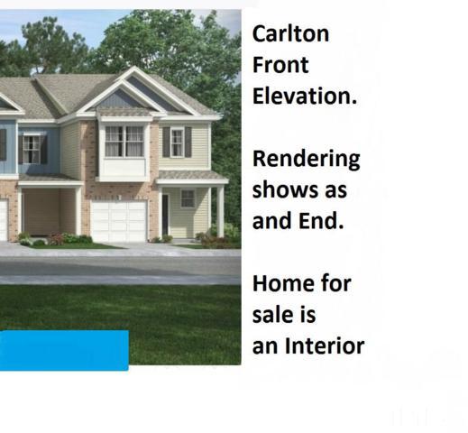 6071 Beale Loop 33 - Carlton, Raleigh, NC 27616 (#2214998) :: The Results Team, LLC