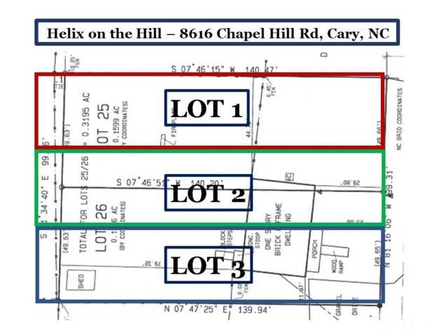 8616 W Chapel Hill Road, Cary, NC 27513 (#2215024) :: The Results Team, LLC