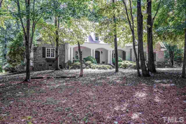 700 Hardscrabble Drive, Hillsborough, NC 27278 (#2215029) :: Raleigh Cary Realty