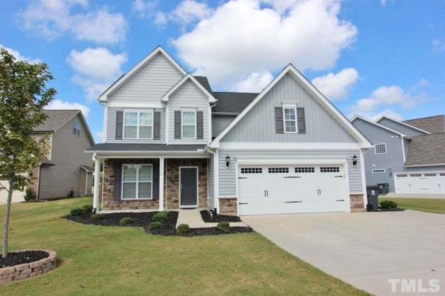 2408 Cattail Pond Drive, Zebulon, NC 27597 (#2215035) :: The Abshure Realty Group