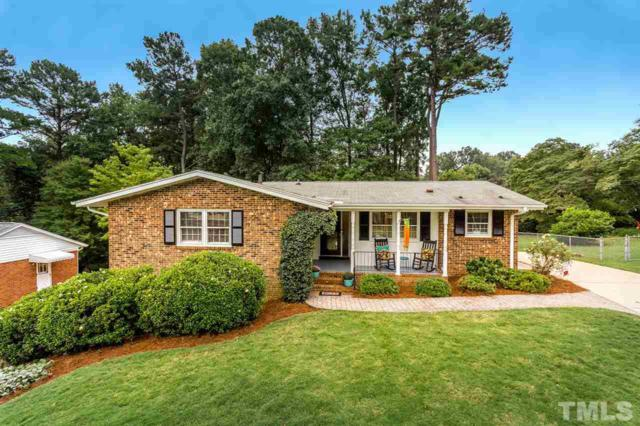 528 Harvard Street, Raleigh, NC 27609 (#2215038) :: The Jim Allen Group