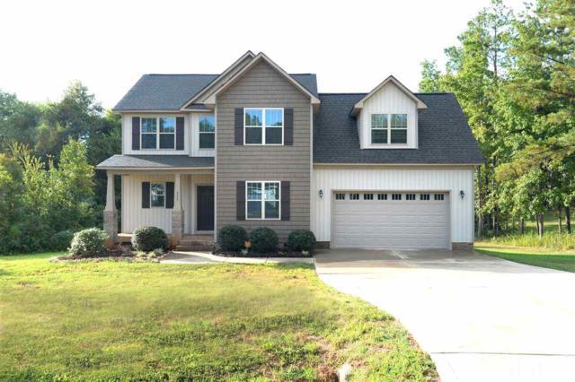 252 Crystal Creek Drive, Clayton, NC 27520 (#2215064) :: The Jim Allen Group