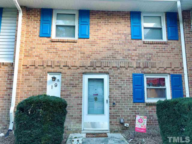 5141 Revere Road E19, Durham, NC 27713 (#2215070) :: The Perry Group